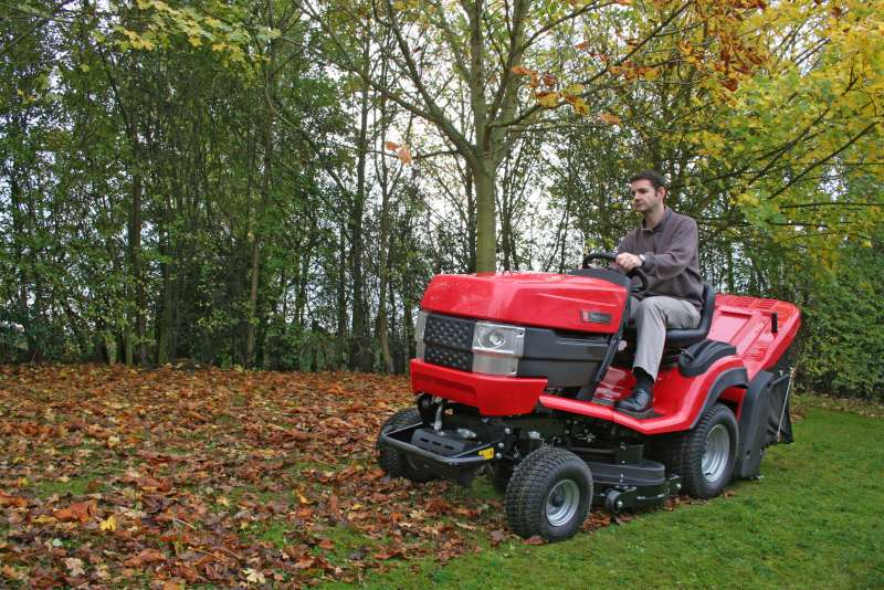 Garden Tractor Without Mower Deck : Westwood t lawn tractor